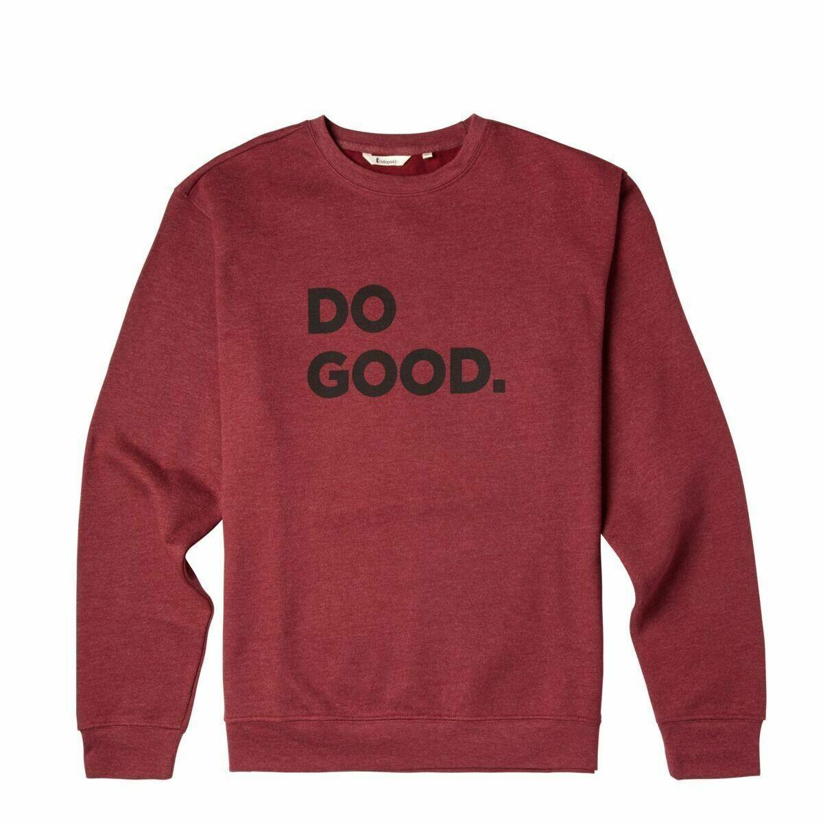 Cotopaxi Men's Do Good Crew Pullover