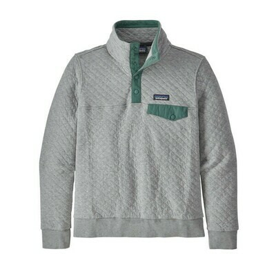 Patagonia Women's Cotton Quilt Snap Pullover