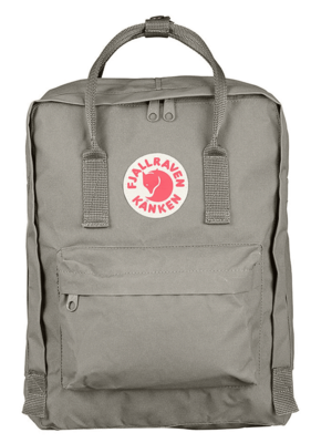Fjallraven KÅNKEN Backpack- Fog