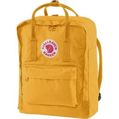 Fjallraven KÅNKEN Backpack- Warm Yellow