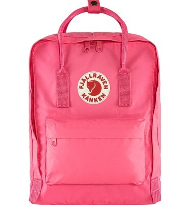 Fjallraven KÅNKEN Backpack- Flamingo Pink