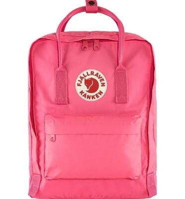 Fjallraven KÅNKEN Backpack- Flamingo Pink