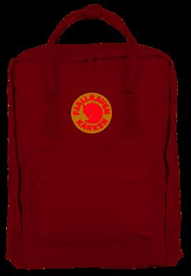 Fjallraven KÅNKEN Backpack- Ox Red
