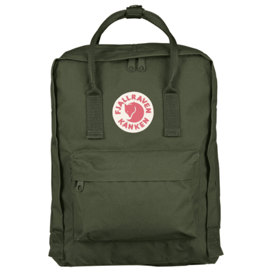 Fjallraven KÅNKEN Backpack- Forest Green