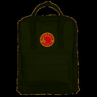 Fjallraven KÅNKEN Backpack- Forest Green