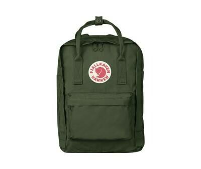 """Fjallraven KÅNKEN Laptop 13"""" Backpack- Forest Green"""