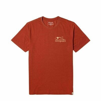 Cotopaxi Men's Small Mountain Sun Tee