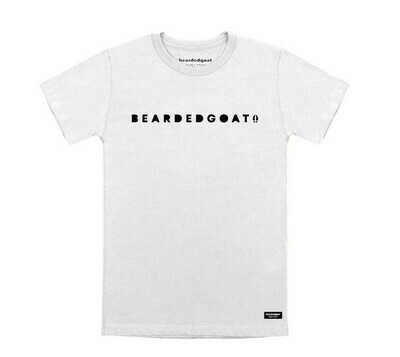 Bearded Goat Men's Block Tee