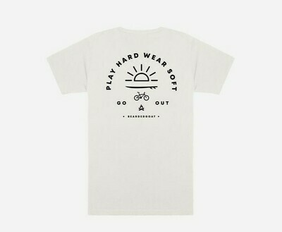 Bearded Goat Men's Play Hard Wear Soft