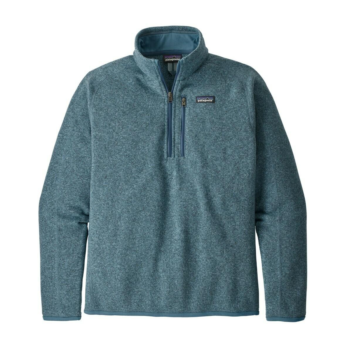 Patagonia Men's Better Sweater Quarter Zip