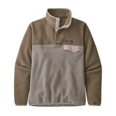 Patagonia Women's Lightweight Synchilla Snap-T Fleece Pullover