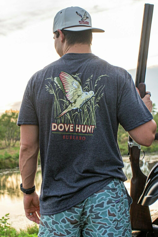 Burlebo Men's Dove Hunt Tee
