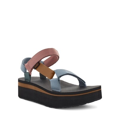 Teva Women's Flatform Universal- Light Multi