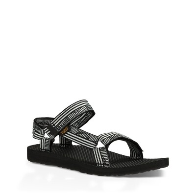 Teva Women's Original Universal- Campo Black & White