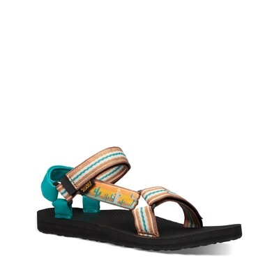 Teva Women's Original Universal- Cactus Sunflower