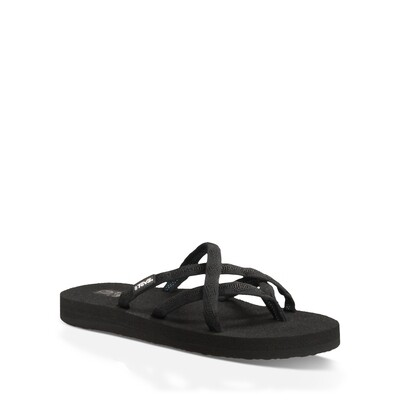 Teva Women's Olowahu- Black