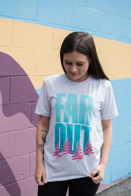 B-Unlimited Far Out Tee