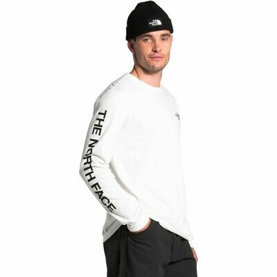 The North Face Men's Long Sleeve TNF Sleeve Hit Tee