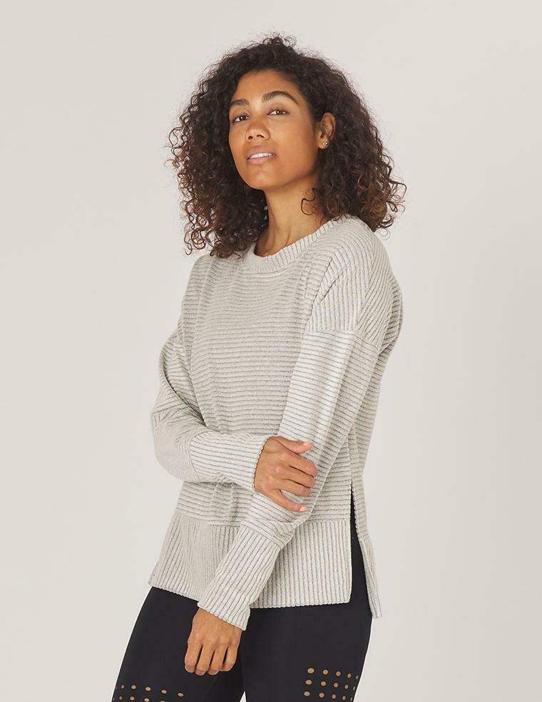 Glyder Women's Shaker Kint Pullover