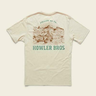 Howler Brothers Men's Follow Me Tee