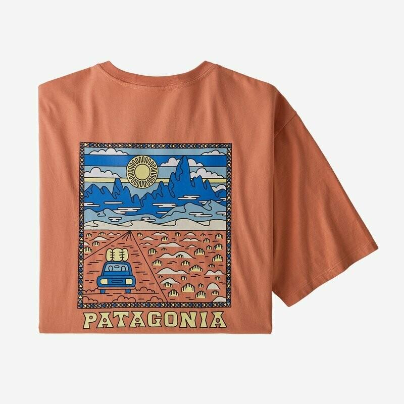 Patagonia Men's Summit Road Organic Tee