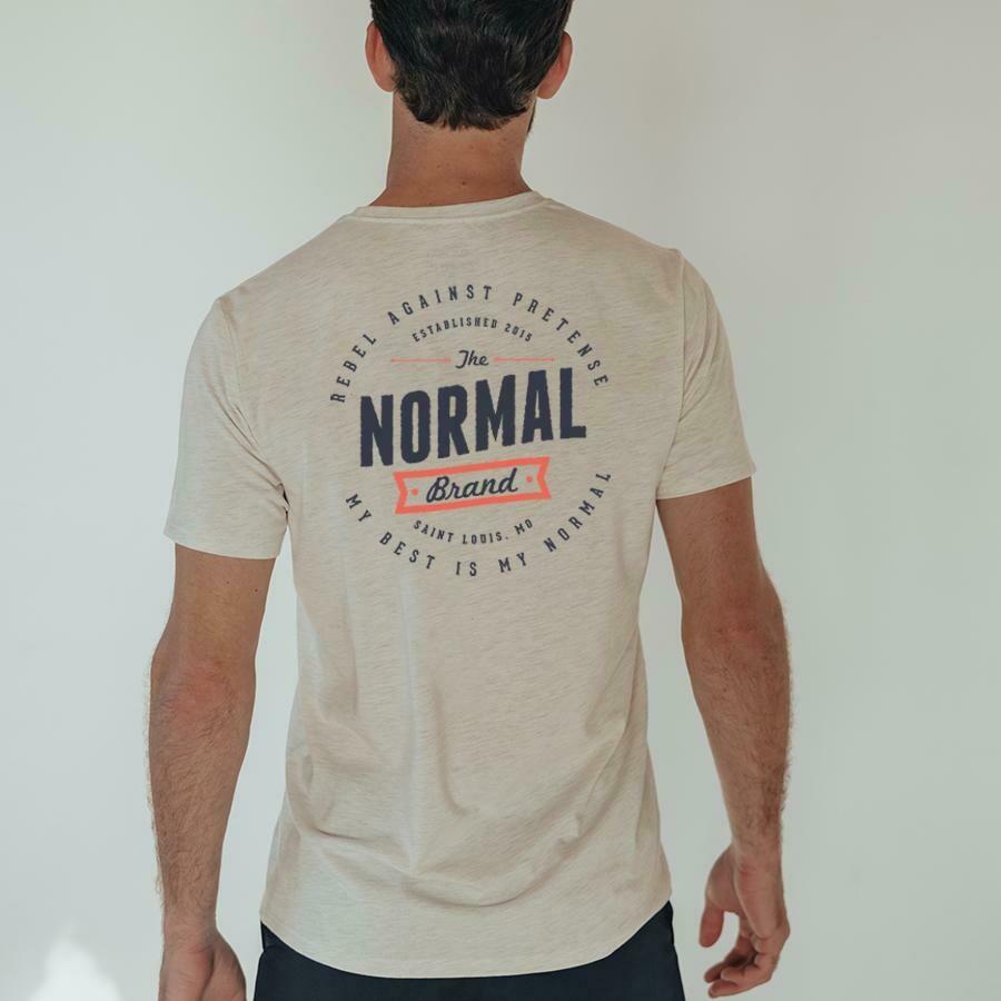 The Normal Brand Men's Rebel Tee