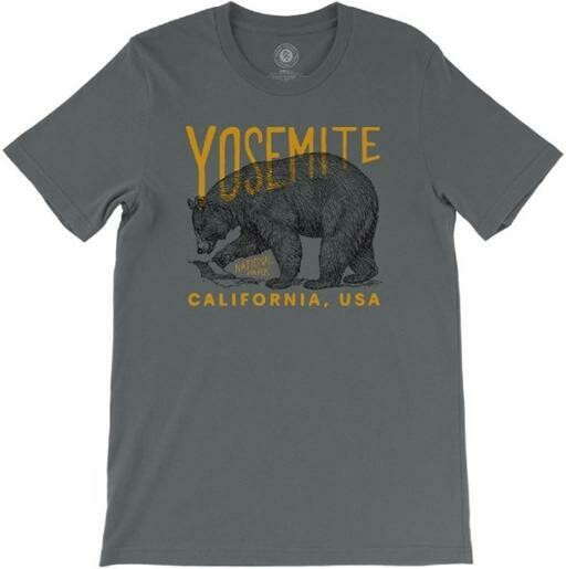 Parks Project Yosemite Big Bear Tee