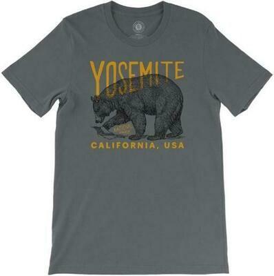 Parks Project Yosemite Big Bear Tee
