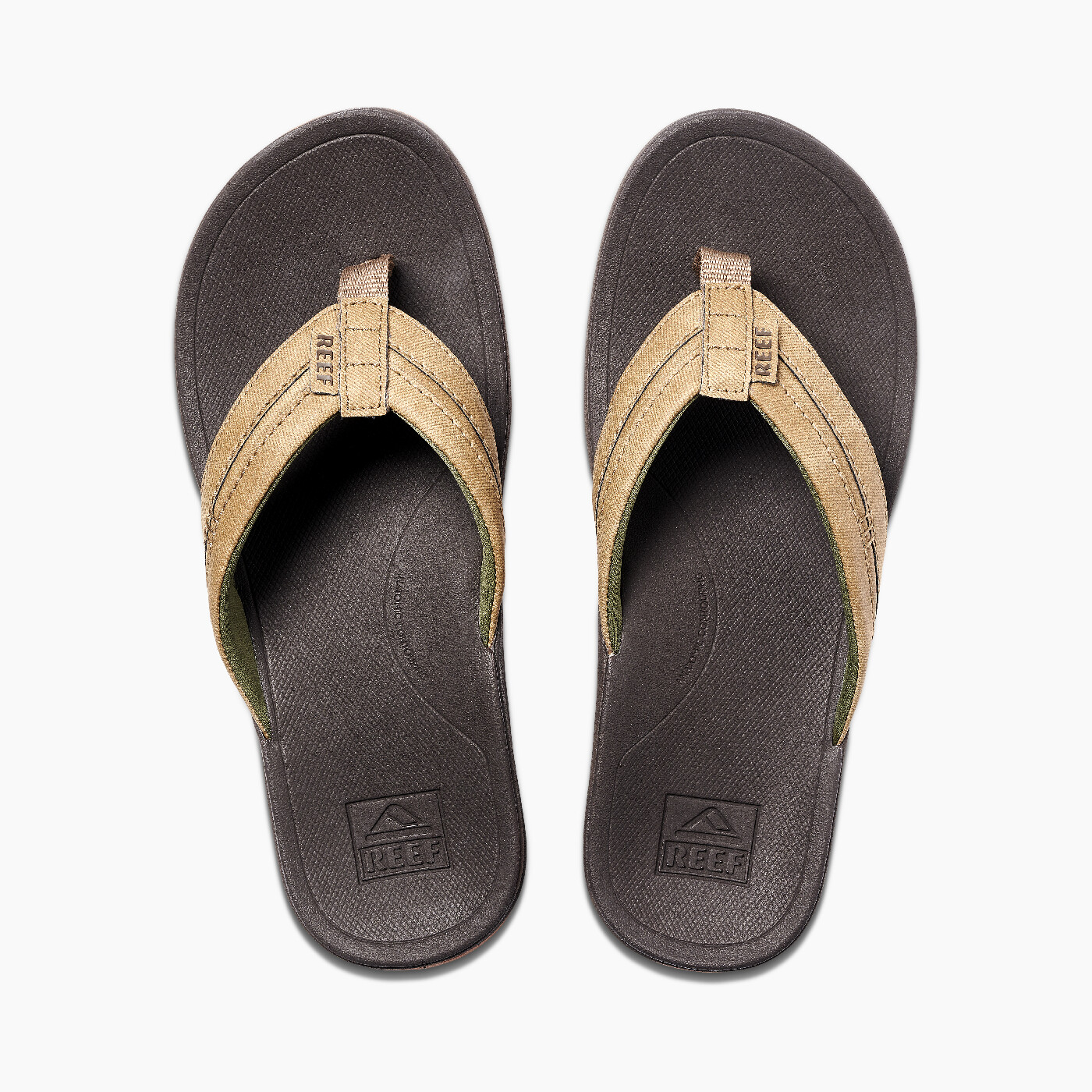 Reef Men's Ortho-Bounce Coast Flip Flop
