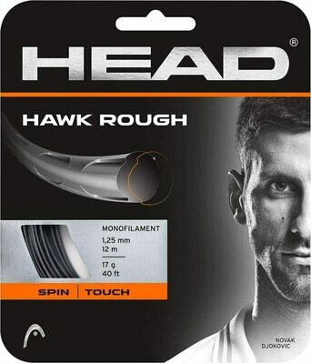 Head Hawk Rough 17g String
