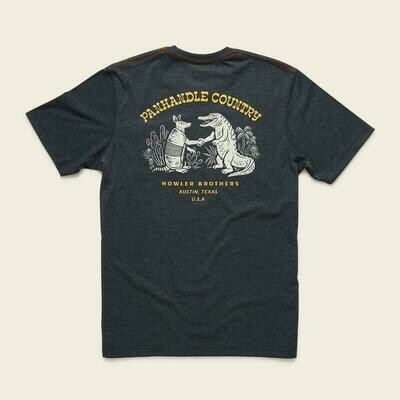 Howler Brothers Men's Panhandle Country Tee