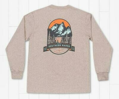 Southern Marsh Men's Mountain Pass Tee