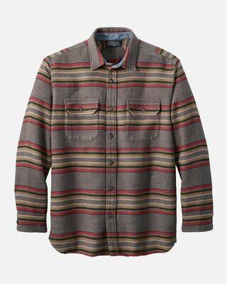 Pendleton Men's Long Sleeve Driftwood Chamois Button Down