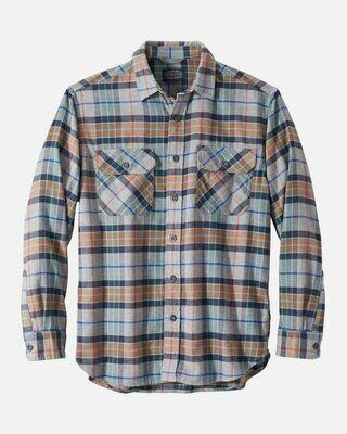 Pendleton Men's Long Sleeve Burnside Flannel