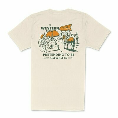 Sendero Western Show Tee