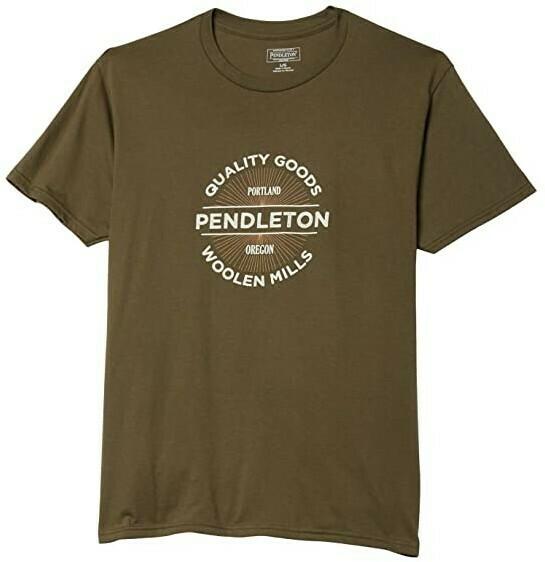 Pendleton Men's Quality Goods Tee