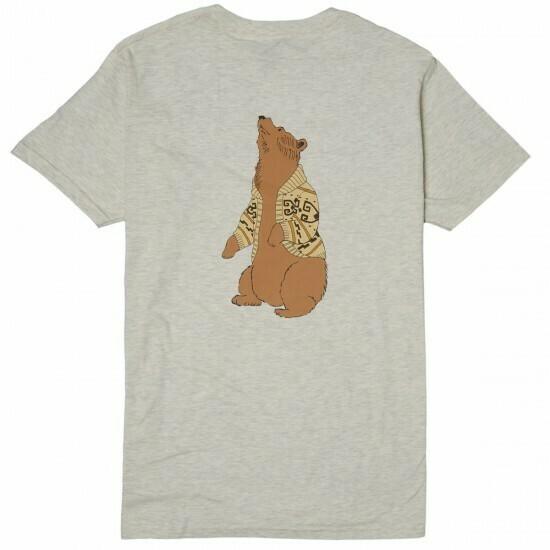 Pendleton Men's The Dude Bear Tee