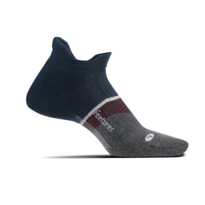 Feetures Elite Max Cushion No Show Tab Socks