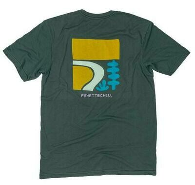 Fayettechill Men's Rio Bend Tee