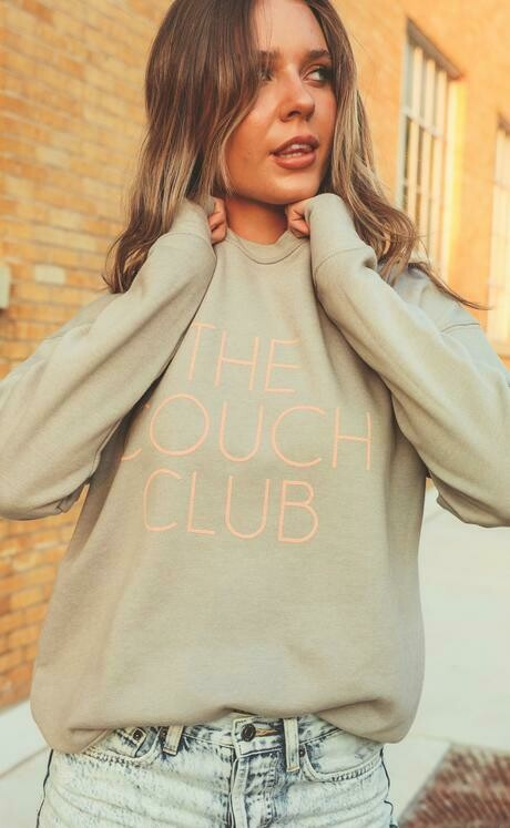 Charlie Southern The Couch Club Crewneck