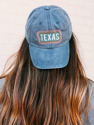 Charlie Southern Rainbow Texas Hat