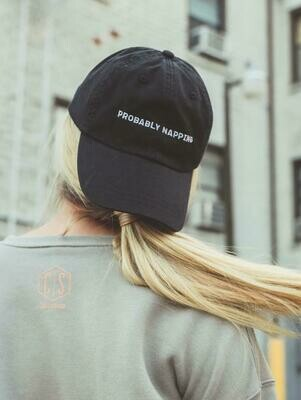 Friday + Saturday Probably Napping Hat