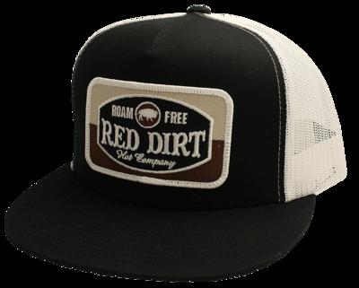 Red Dirt Hat Co Roam Free Hat