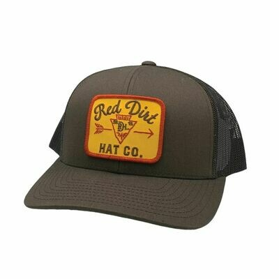 Red Dirt Hat Co Mineral Water