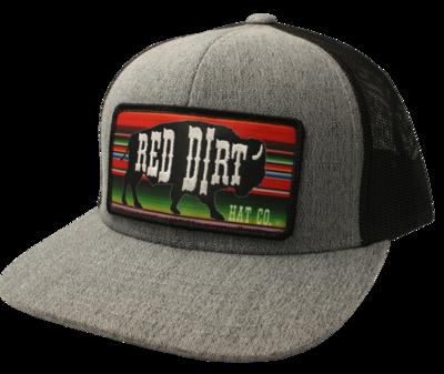 Red Dirt Hat Co Serape Hat