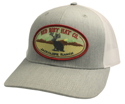 Red Dirt Hat Co Jackelope Hat