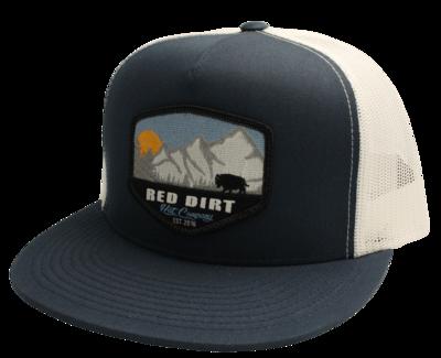 Red Dirt Hat Co Mountain Buffalo Hat