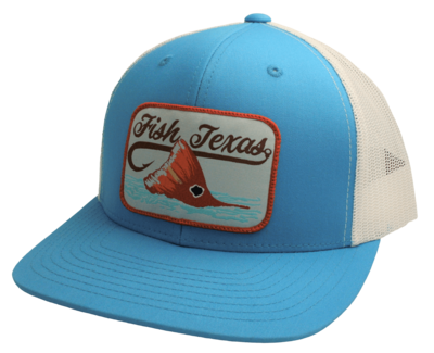 Red Dirt Hat Co Red Fish Hat