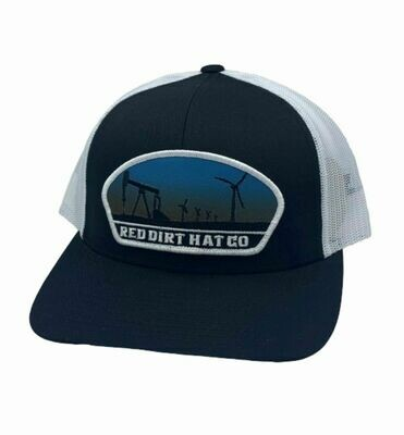 Red Dirt Hat Co Plains Hat