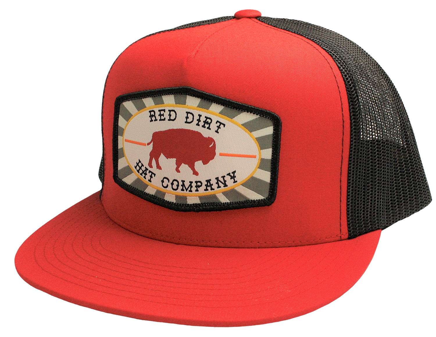 Red Dirt Hat Co Logo Hat